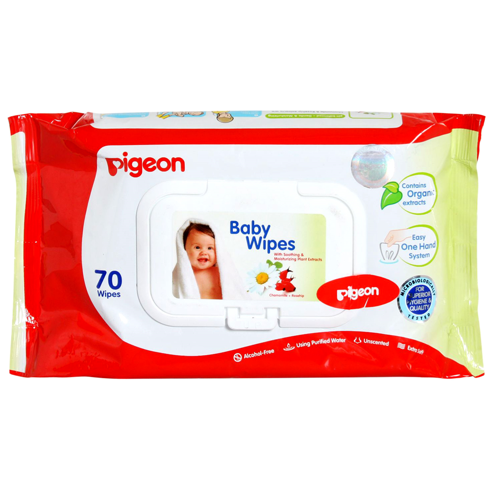 Cussons Baby Wipes Shop Sg Products Singapore Cream Blue Pigeon 70 Pcs