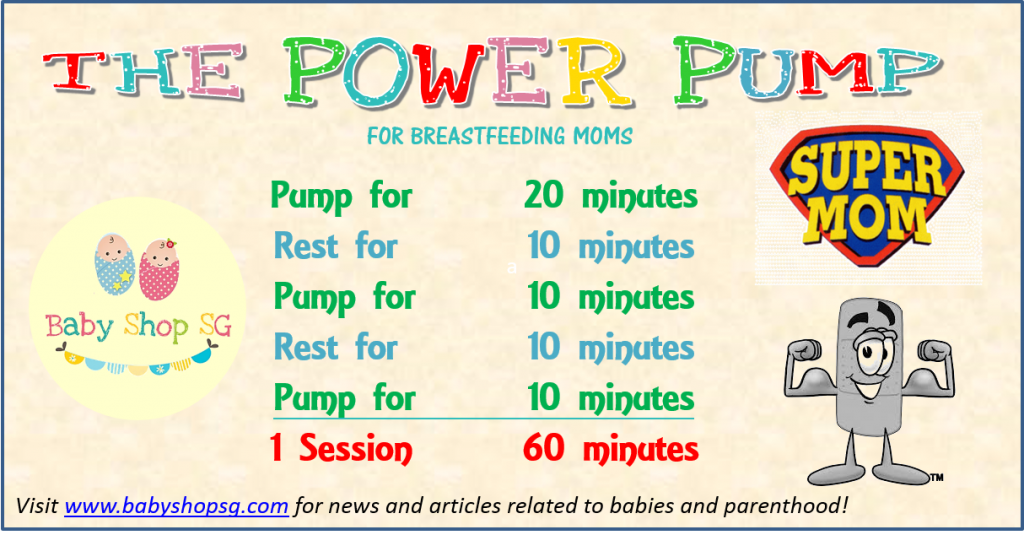 Power Pumping « Baby Shop SG