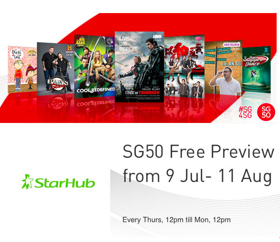 Starhub-SG50-FREE-Preview-TV-From-9-July-11-August-2015