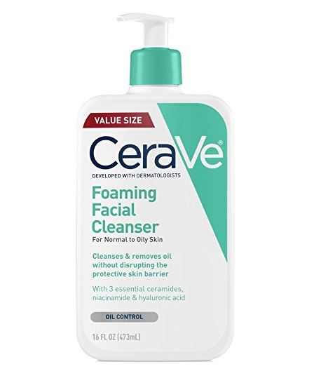 Cerave Foaming Facial Cleanser Baby Shop Sg Baby Products Singapore